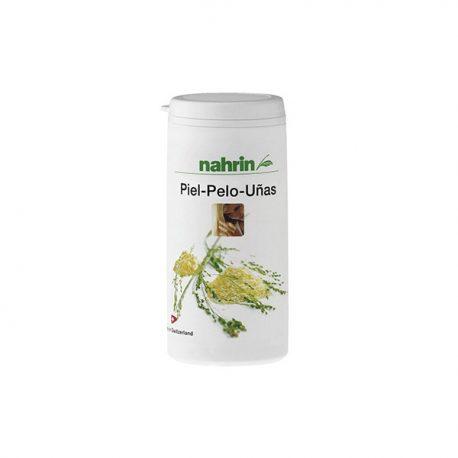 Nahrin pIel, pelo y uñas