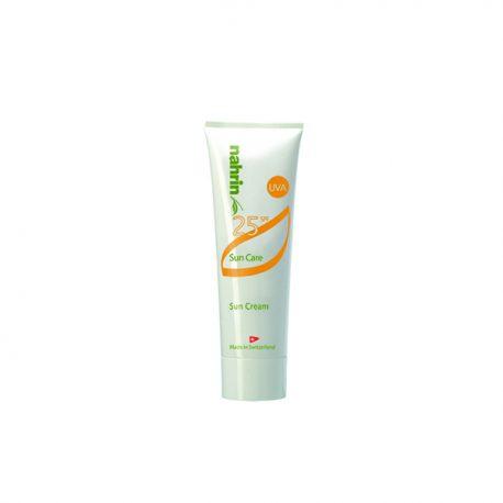 Nahrin crema solar FPS 25