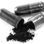 cápsulas de carbón activado vegetal