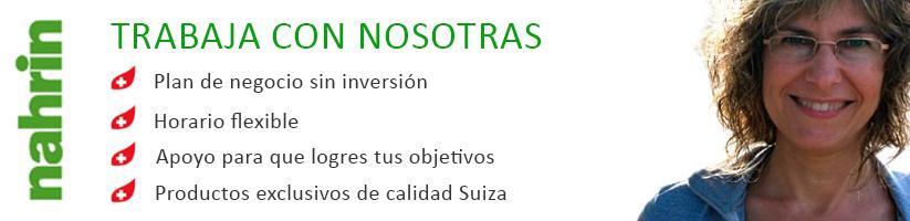 Consultora Nahrin Canarias, España. Cosmética Natural.