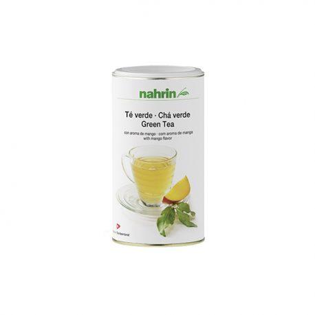 Té verde y mango nahrin