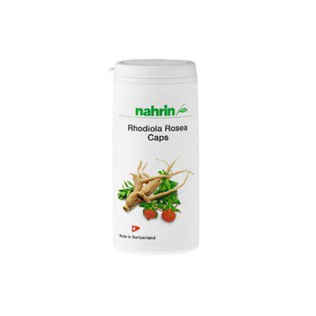 Nahrin Rhodiola Rosea Cápsulas